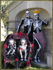 Take the whole Family to Day of the Dead