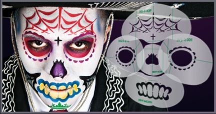 Face Painting Made Simple | Dead Deco