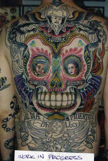 theo mindell day of dead